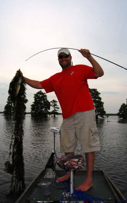 Coastal bend custom rods sabiki rods for Sheldon lake fishing