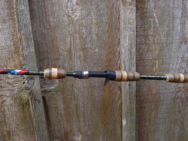 how to build custom fishing rods